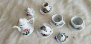 Old-Miniatur-Kaffeeservice-for-The-Dollhouse-Or-Miniaturteddys