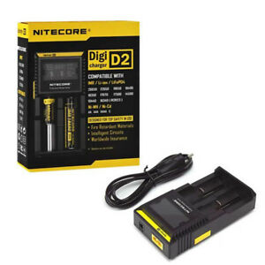 Original-NiteCore-D2-Charger-Battery-14500-16340-18350-18650-18700