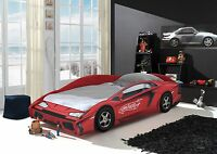 Speed Racing Car Bed Red - Boys, Kids & Children