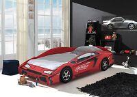 Speed Racing Car Bed Red - Boys, Kids & Children