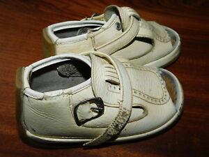 148051b4e75b8 vintage VERDU SPAIN ancien SANDALES CHAUSSURES ENFANT cuir bébé KID ...