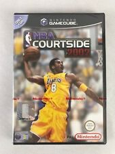 Gamecube NBA Courtside 2002, UK Pal, Brand New Nintendo Factory Sealed