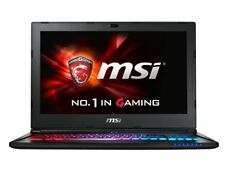 MSI Gaming GS60 GHOST PRO-002 i7-6700HQ 128GB SSD+1TB, 16GB, nVIDIA GTX 970 3GB
