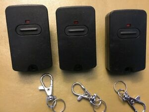 GTO RB741 GATE OPENER MIGHTY MULE FM135 ENTRY TRASMITTER REMOTE CONTROL