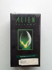 Alien Trilogy VHS Box Set Used 3 Movies