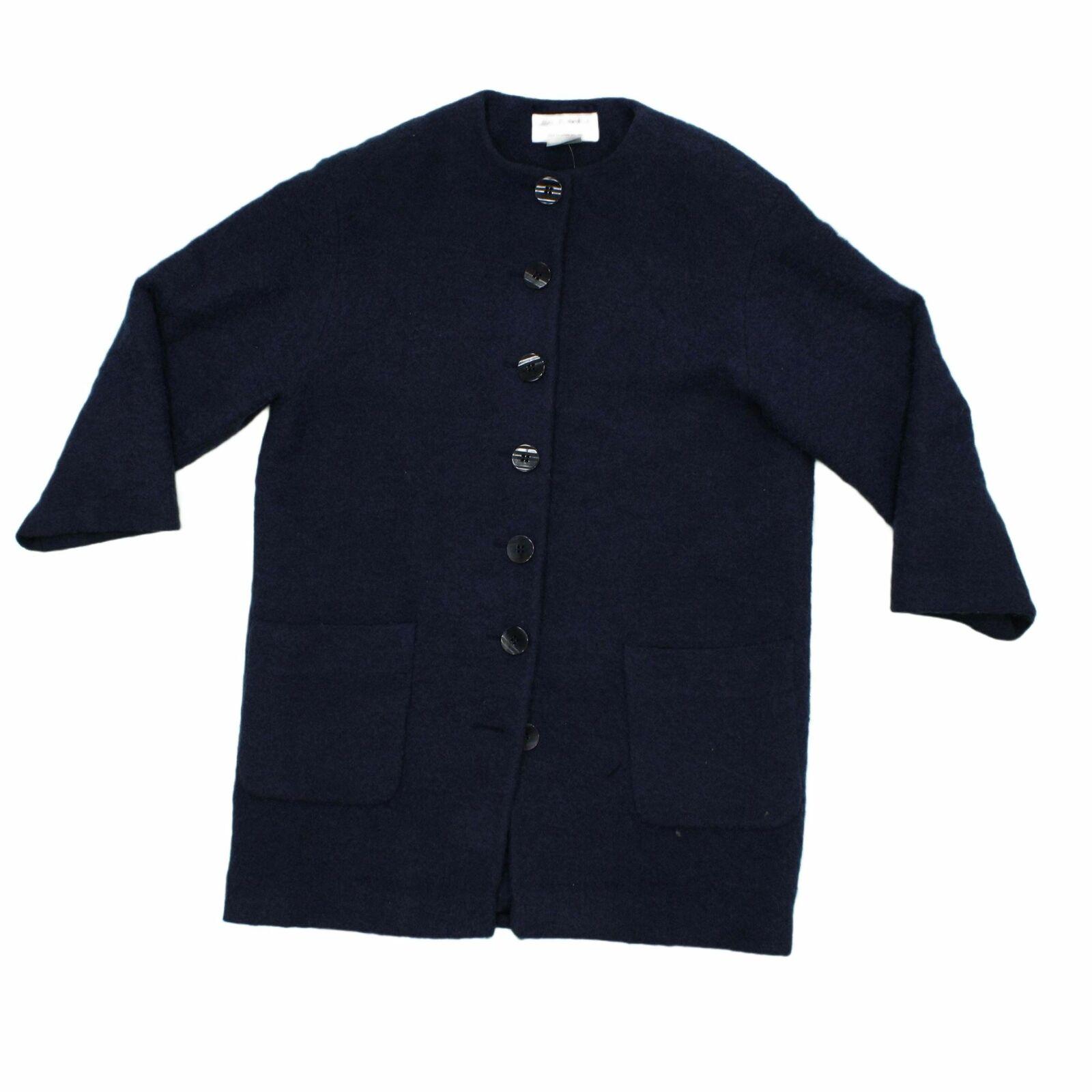 Jaeger Women's Jacket L Colour: Blue