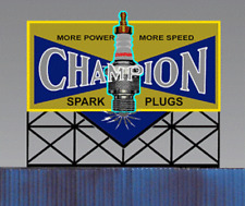 Miller Engineering 6181 Horizontal Sign Lighting Animated Shamrock Hotel Large
