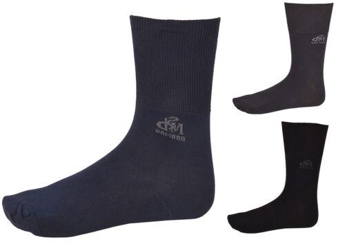 Socken Herrensocken Arbeitssocken Gesundheitssocken Strümpfe DEOMED BAMBOO