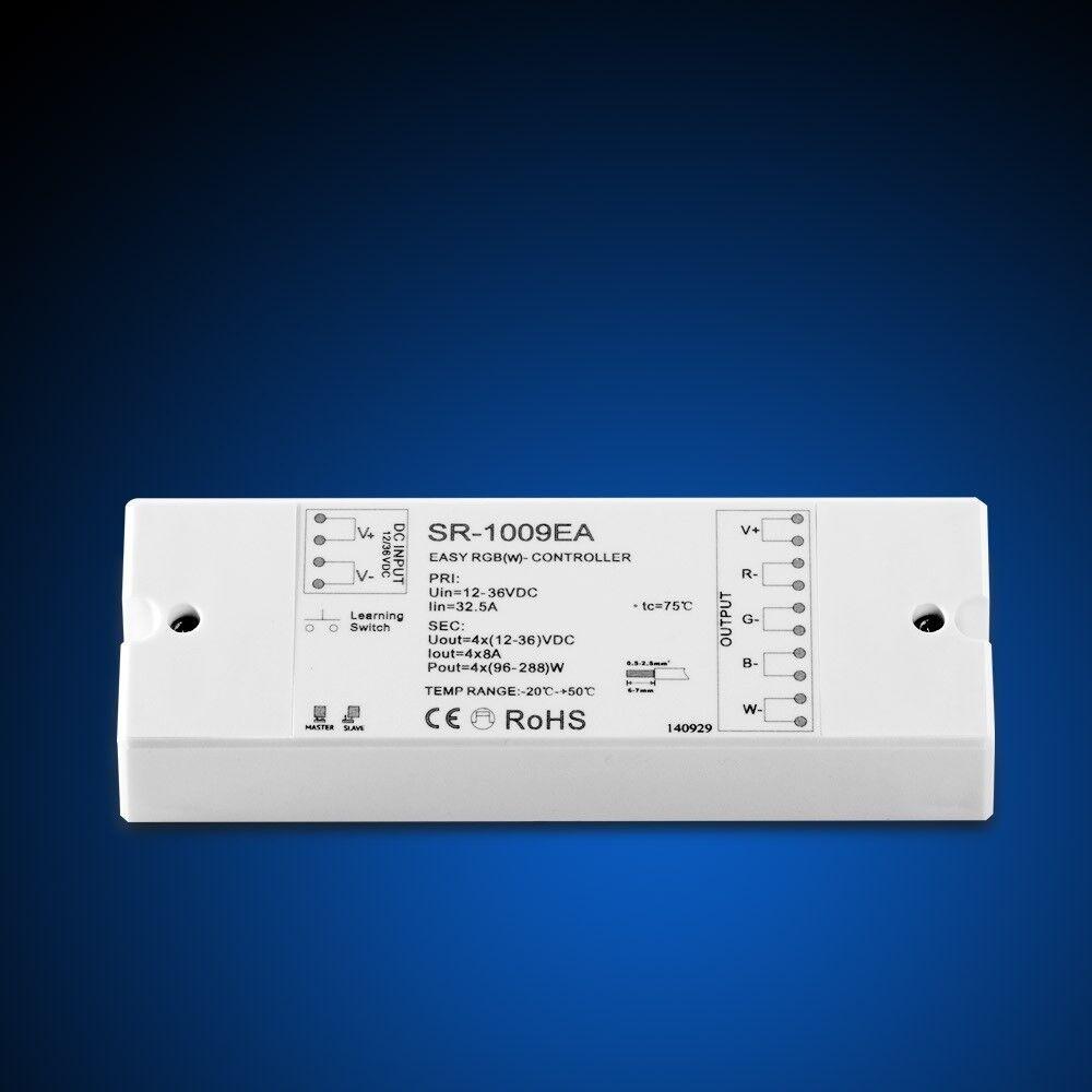 Led Connex Rf-Controller 1009EA 12-36V Dc fino 4x8A 4x8A 4x8A cdbe2e