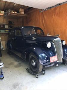 1937 Chevrolet Master model