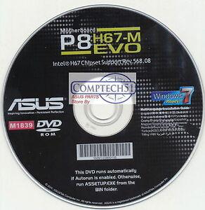 Asus P8H67-M PRO Intel Management Engine Interface Driver Download