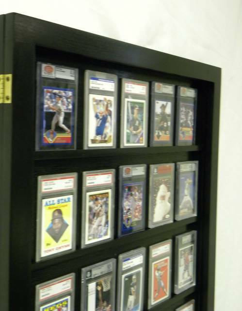 PSA BGS SCG BCCG Graded Card Display Case for Baseball Cards 30