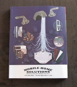 Mobile Home Parts Catalog. Over 250 Pages of Mobile Home Parts ...