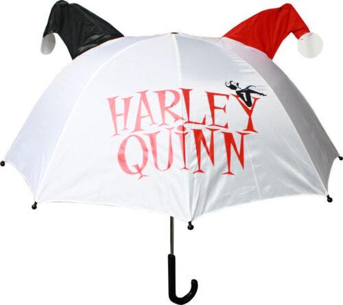 DC Comics Harley Quinn 3D Umbrella 100/% NYLON