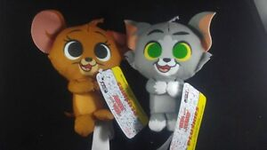 Funko Plushies Tom and Jerry set of 2 Gamestop Exclusive