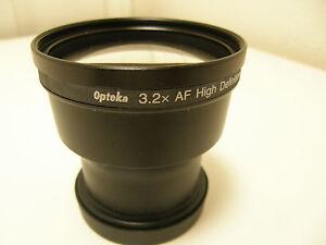 Opteka 3.2x AF High Definition II Telephoto Lens