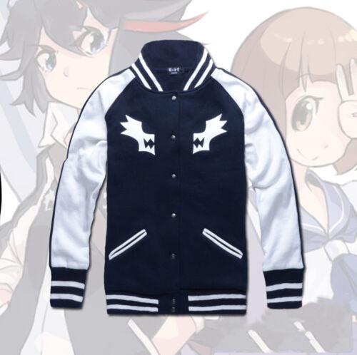 Kill la Kill Matoi Ryuko Senketsu Hoodies Cosplay Jacket Costume Top Coat