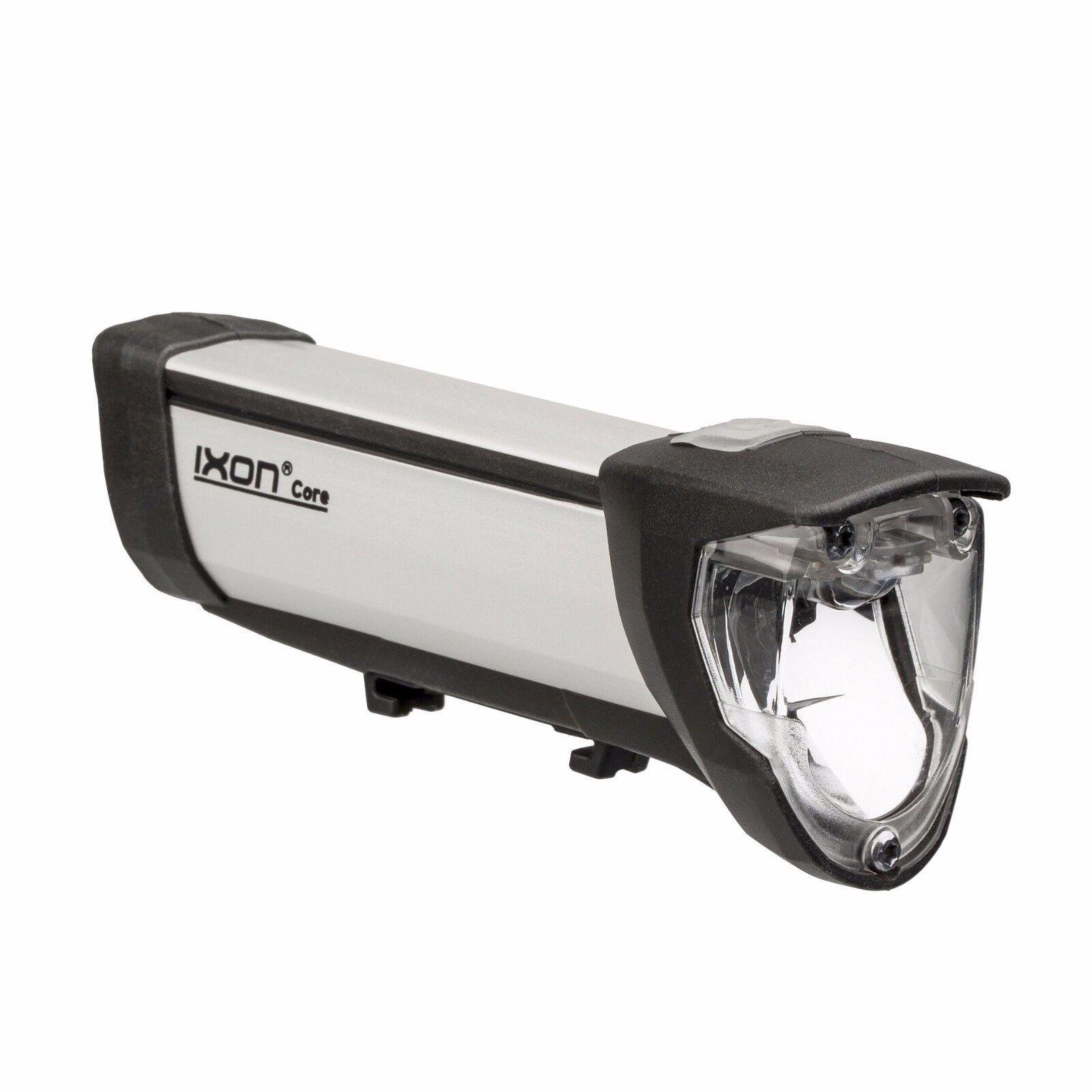 Busch & Muller IXON Core   USB Rechargeable Bike White LED Front   Head Light