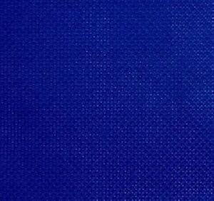 59-034-X-1-Yard-14-count-Royal-blue-Cotton-Aida-Cloth-Cross-Stitch-Fabric