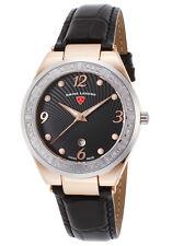 Swiss Legend Passionata Black Dial Ladies Watch 10220SM-RG-01-SB