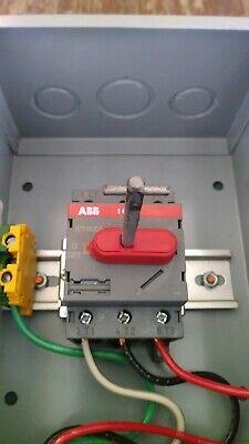 Used OT45E3 ASEA BROWN BOVERI OT45E3