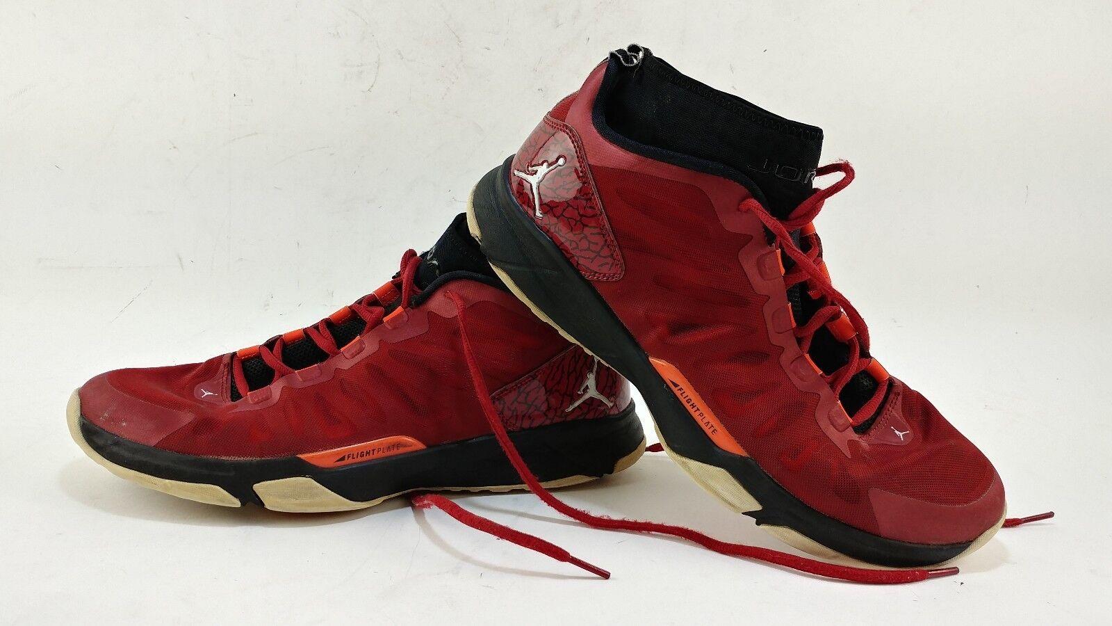 Jordan Dominate Pro Gym Red Total Crimson Basketball shoes Sneaker 580610-607