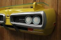 1970 Cornet Super Bee Car Wall Decor Shelf - Man Cave Furniture