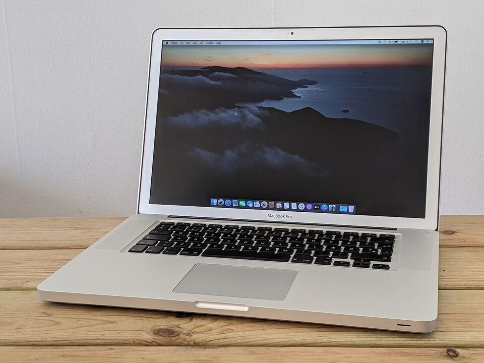 "MacBook Pro, 15"", Quad-Core Intel i7 2,3 GHz"
