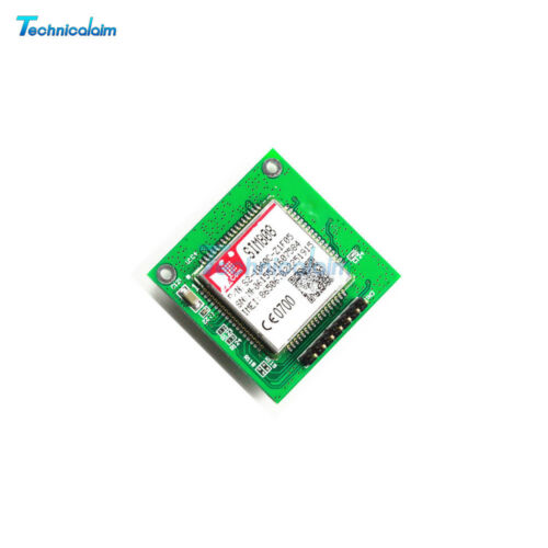 SIM808 GPS GSM GPRS Bluetooth Module W//2.4G Antenna Replace SIM908 For Arduino