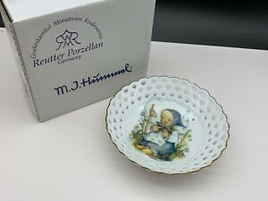 Hummel-Reutter-Porcelain-Bowl-5-1-8in-1-Choice-With-Top-Condition