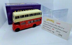 Nuevo en caja de 'Base Toys asiático Bus CB07, tipo árabe CMB S31 L.E. NO.114 de 480