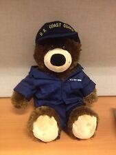USCG ODU TEADY BEAR OUTFIT