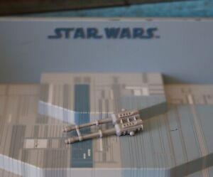 Star-Wars-modernen-Fahrzeug-Teil-30th-Anniversary-Y-Wing-Fighter-TOP-Kanone-Geschuetz