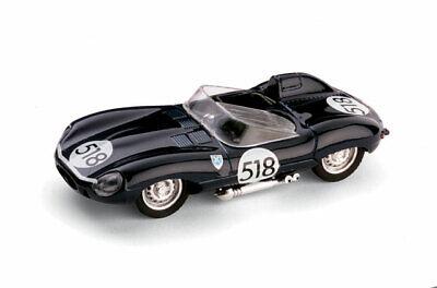 Jaguar D Type Mille Miglia 1957 1:43 1987 Brumm