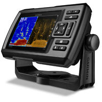 Garmin Striker 5cv Fishfinder W/77/200khz/clearvu - 4-pin Tran... [010-01807-00]