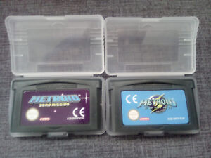 LOTE-GBA-METROID-FUSION-amp-ZERO-MISSION-game-Boy-Advance-GAMEBOY