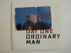 DAY-ONE-ORDINARY-MAN-034-FIBONACCIS-NUMBER-034-3-TITRES-CD-Single