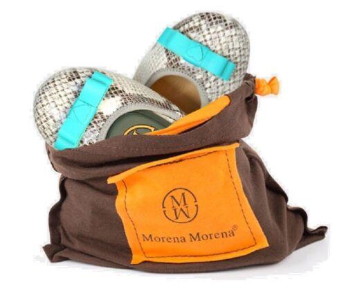 nouveau de designer Morena pliables Chaussures 5 plates Taille 10wxAw45