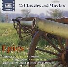 Classics at The Movies Epics 0730099680325 by Various Composers CD
