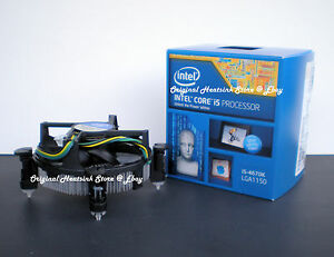 Intel-Xeon-X3400-Disipador-Ventilador-Para-X3430-X3440-X3450-X3460-X3470-X3480-Nuevo