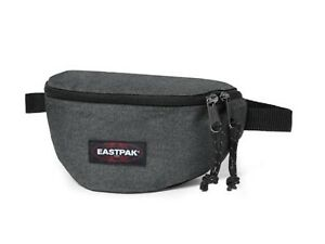 MARSUPIO EASTPAK EK07477H SPRINGER BLACK DENIM - Italia - MARSUPIO EASTPAK EK07477H SPRINGER BLACK DENIM - Italia