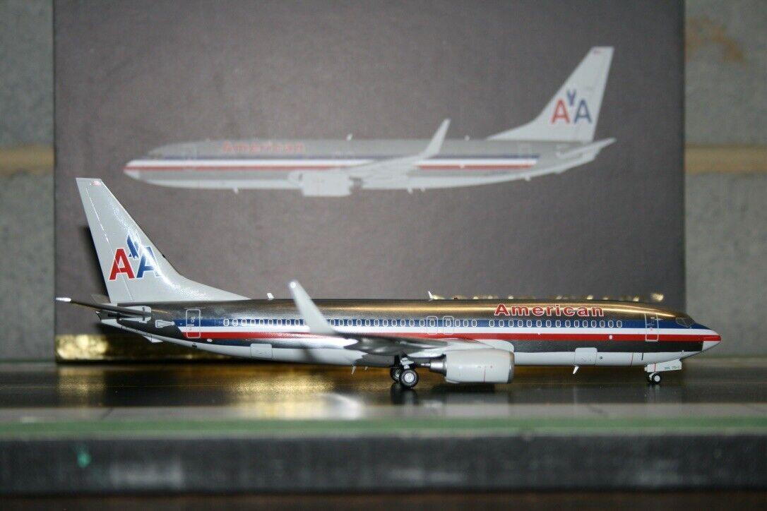 Gemini  Jets 1 200 American Airlines Boeing 737-800 N921NN (G2AAL769) Model Plane  magasin d'usine