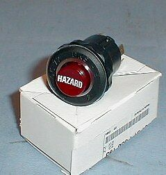 FIAT 2000 Spider HAZARD SWITCH 4 Way Flasher 1979-82 *New* 124     4479280