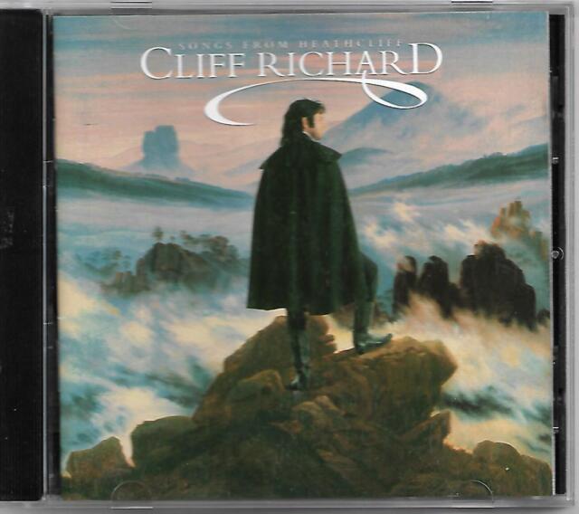 Cliff Richard Songs From Heathcliff CD (1995)