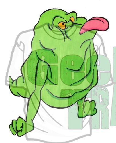Ghost BUSTERS FERRO su T shirt Heat Transfer fai da te COMMEDIA SPEDIZIONE GRATUITA richiamerai
