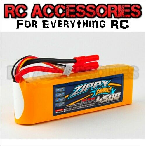 4500mAh LiPo Lithium Polymer Battery 3S 11.1V RC Car 30C 40C deans traxxas UK
