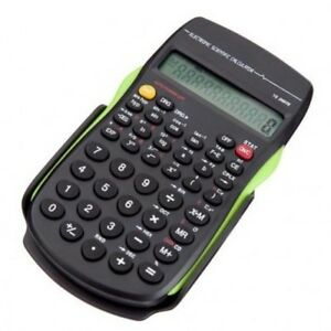 SCIENTIFIC-CALCULATOR-ELECTRONIC-OFFICE-10-DIGITS-SCHOOL-EXAMS-GCSE-WORK-OFFICE
