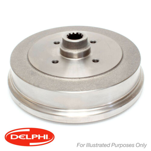 Genuine Delphi Rear Brake Drum BF480