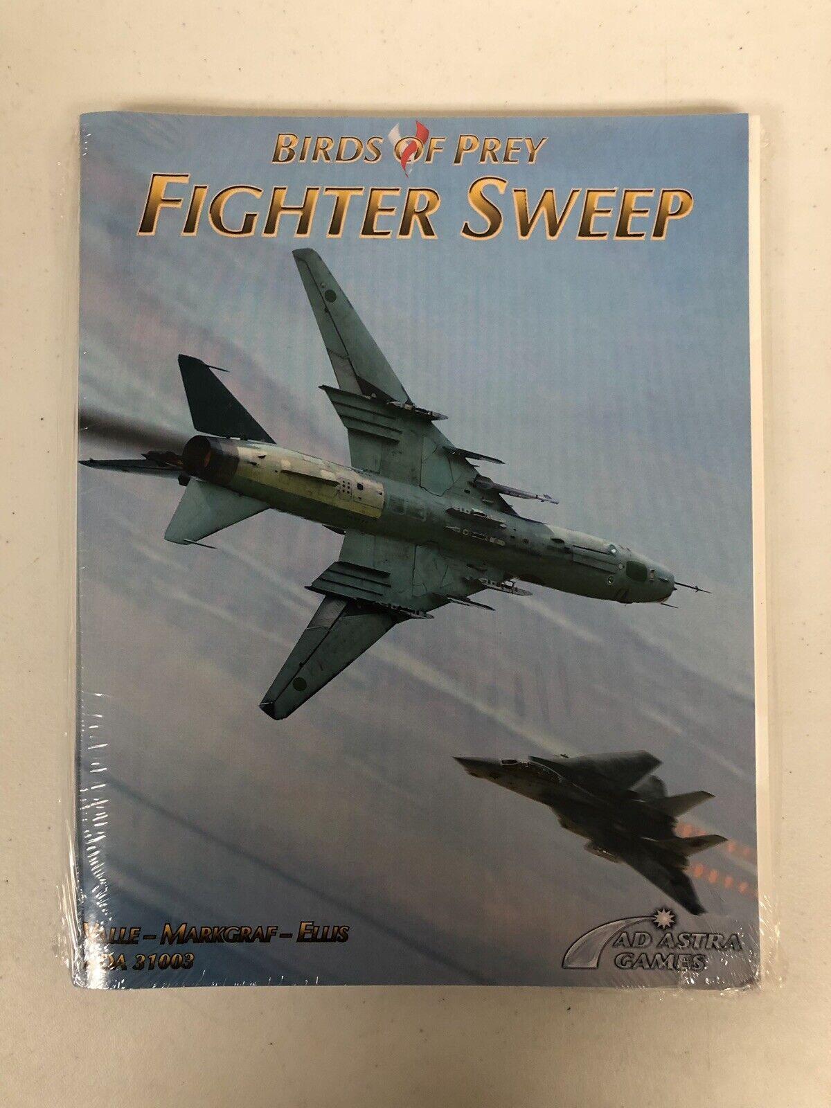 AD Astra juegos Fighter barrido Aves de presa juegos de guerra Valle-Markgraf-Ellis