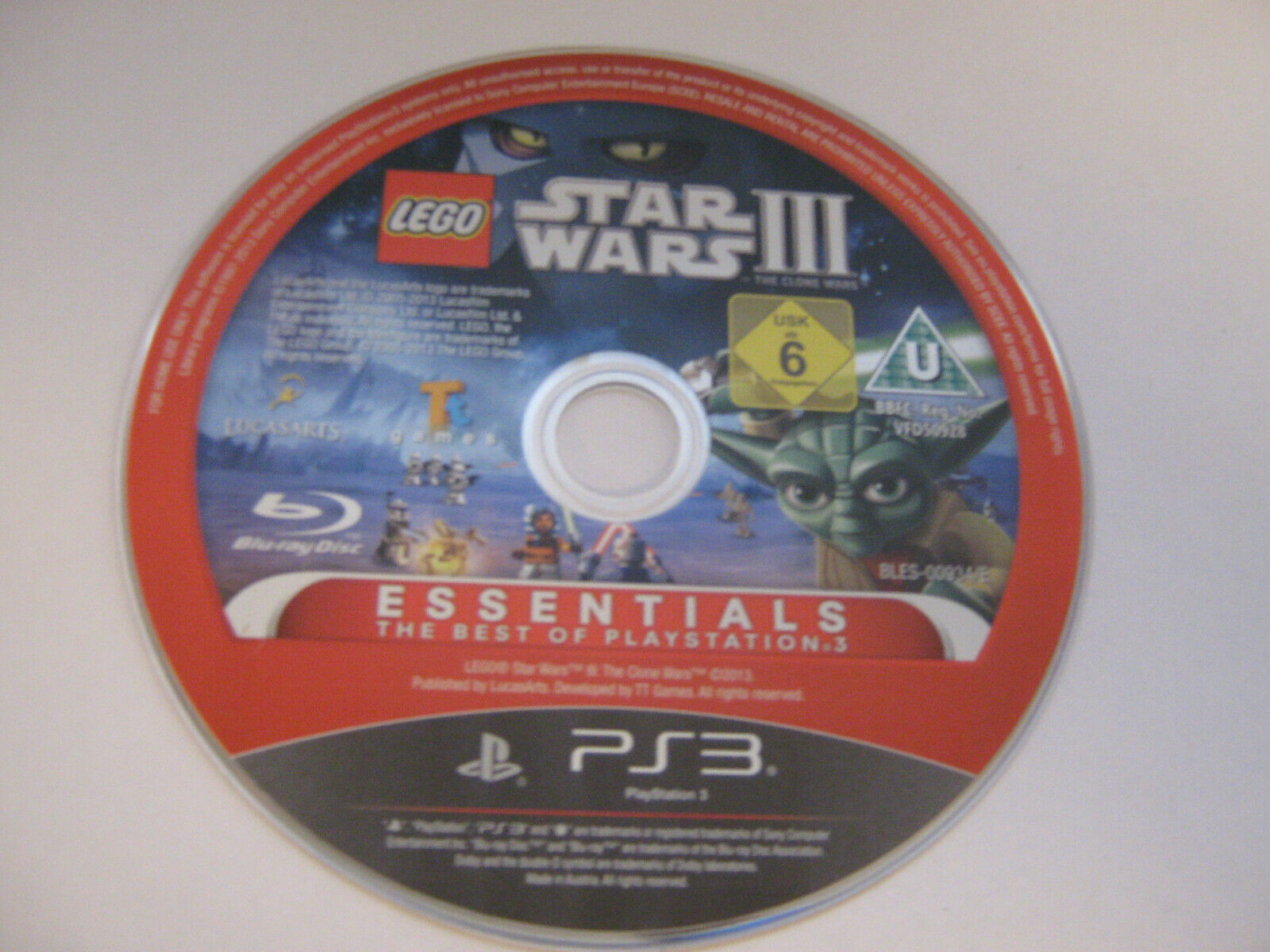 LEGO Star Wars III (3) (Ps3) *Game Only* - Bonne affaire StarWars
